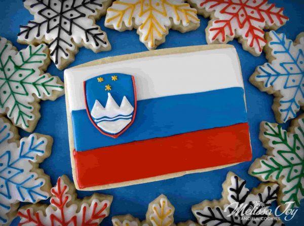 Flag-Slovenii